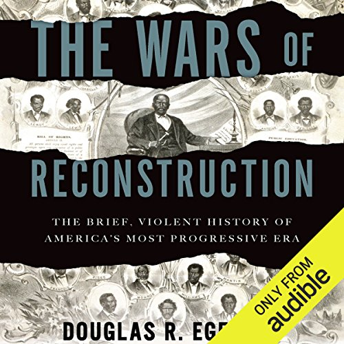 The Wars of Reconstruction audiobook cover art