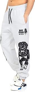 Raff & Taff joggingbroek sweatpants sportbroek Bulldog bodyguard van hoogwaardige katoenmix