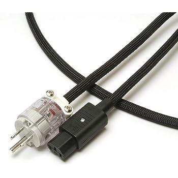 ACOUSTIC REVIVE PC-TripleC ハイコストパフォーマンス 電源ケーブル  2.0m 1本 AC2.0TRIPLE-C2.0
