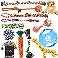 Docatgo Dog Toys Avoiding Dogs Boredom Anxiety Dog Chew Toys for Medium Dogs Puppy Toys Dog Birthday Gift Sets