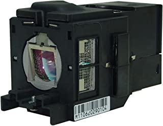 Aurabeam Replacement Lamp for Toshiba TDP-T45 Projector with Housing