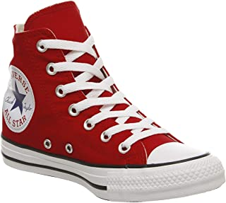 Converse All Star Hi Boys Sneakers Red