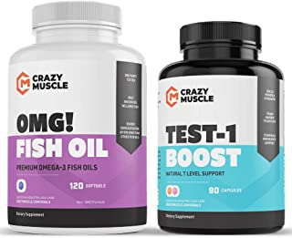 The Basics: Test 1 Boost is a Must-Have with Fish Oils