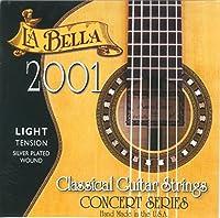 La Bella ラベラ 2001 light Tension クラシックギター弦