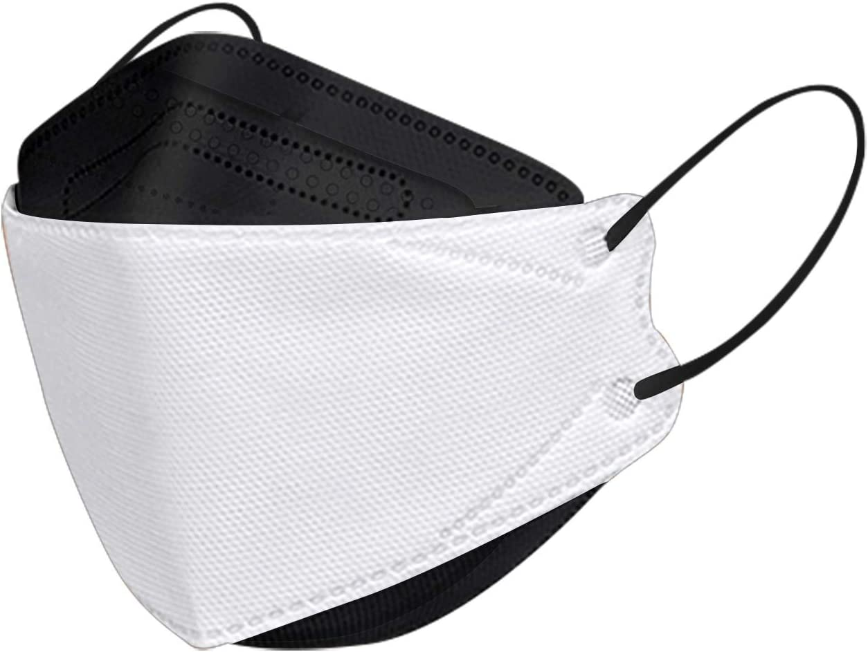 Smdoxi Adult's Fish-Mouth Ranking TOP5 All items in the store Face Dispo Bandanas 3D Disposable