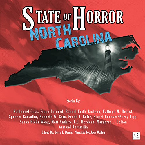 North Carolina audiobook cover art