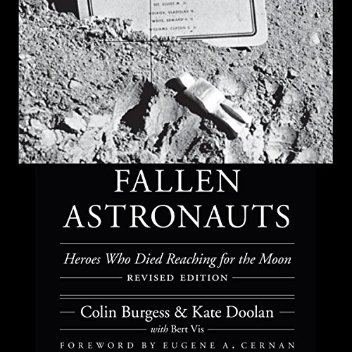 Fallen Astronauts audiobook cover art