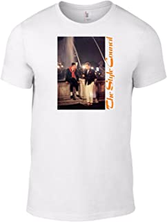 PAUL WELLER of The Jam Style Council MOD Cool Coin T shirt by V.K.G.