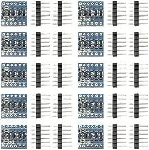 WGCD 10 Pcs IIC I2C Logic Level Converter Bi-Directional Module 5V to 3.3V for Arduino