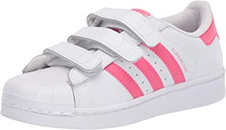 adidas Originals Kids' Superstar Cloudfoam Running Shoe