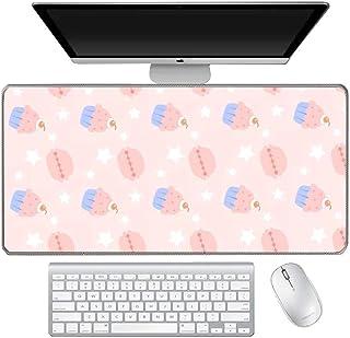 パットが大きいので、同時にノートパソコン、マウス、キーボード、本と文房具などが置ける利点だけでなぃい。ゲーしぃい。