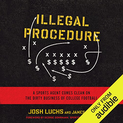 Illegal Procedure audiobook cover art