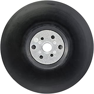Bosch 1x Backing Pad Standard Soft (M14, Ø 125 mm, Accessories Angle Grinders)