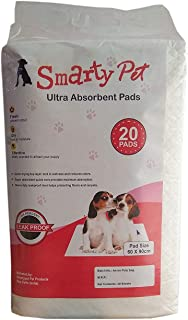PSK PET MART Pet Training and Puppy Pads, Regular - 50-Count