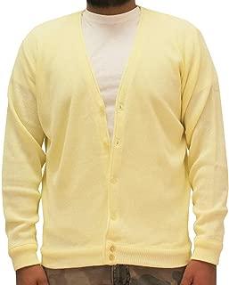 Men's L/S Links Cardigan Sweater 4000-37