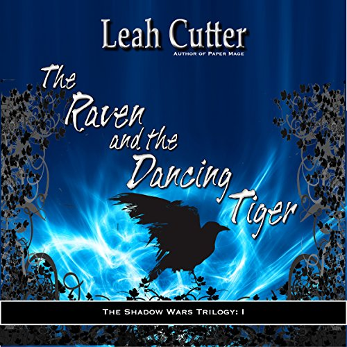 The Raven and the Dancing Tiger audiobook cover art