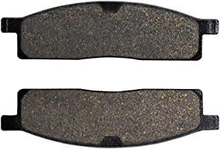 AHL Semi-metallic FA119 Front Brake Pads for YAMAHA YZ 80 S/T/U/W/E/F/LWF//LWG/G/LWH/H/LWJ/J/LWK/K/L/LWL/LWM/M/N/LWN 1986-2001