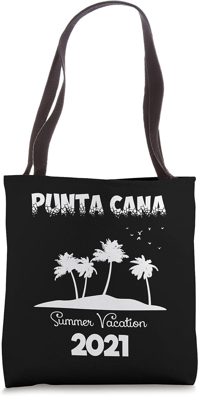 Punta Cana Summer Vacation 2021 Group Free shipping Sales results No. 1 Matchig Bag Tote Design