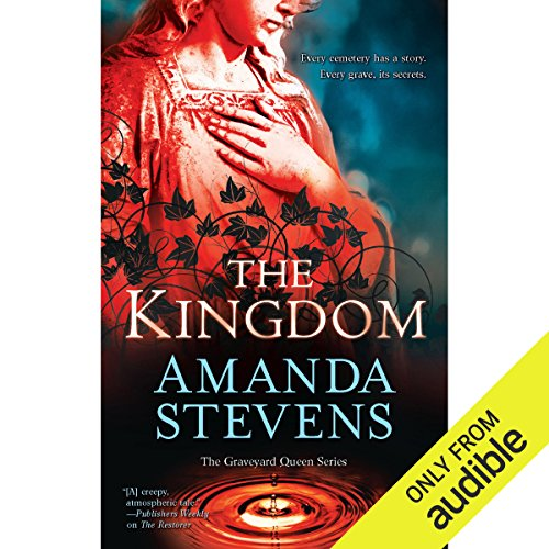 The Kingdom audiobook cover art
