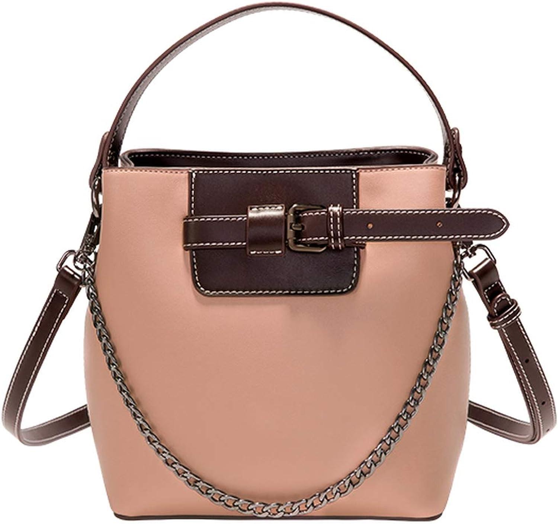 Erec bomb Autumn and Winter Small Bag New Casual All-Purpose Single-Shoulder Hand Messenger Bucket Bag