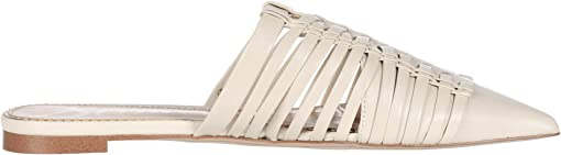 Modern Ivory Butter Nappa Leather