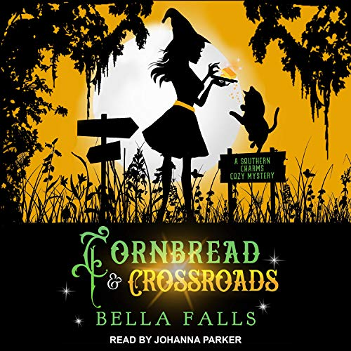Cornbread & Crossroads: Southern Charms Cozy Mystery Series, Book 6