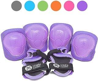 3StyleScooters® SafetyMAX® - Set de Coderas y Rodilleras