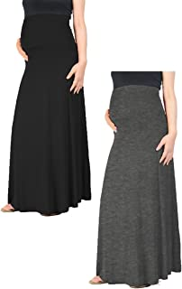 Short 26 Lilo Maternity Short A-line Stretch Skirt