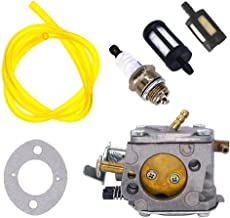FitBest Carburetor with Fuel Filter kit for Stihl 041 041AV Farm Boss Gas Chainsaw Carb