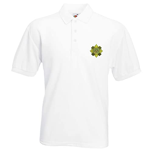 The Military Store Scots Guards Embroidered Polo