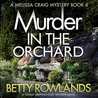 Murder in the Orchard audiobook cover art