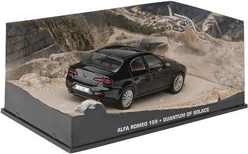 007 James Bond Car Collection  63 Alfa Romeo 159 (Quantum of Solace)