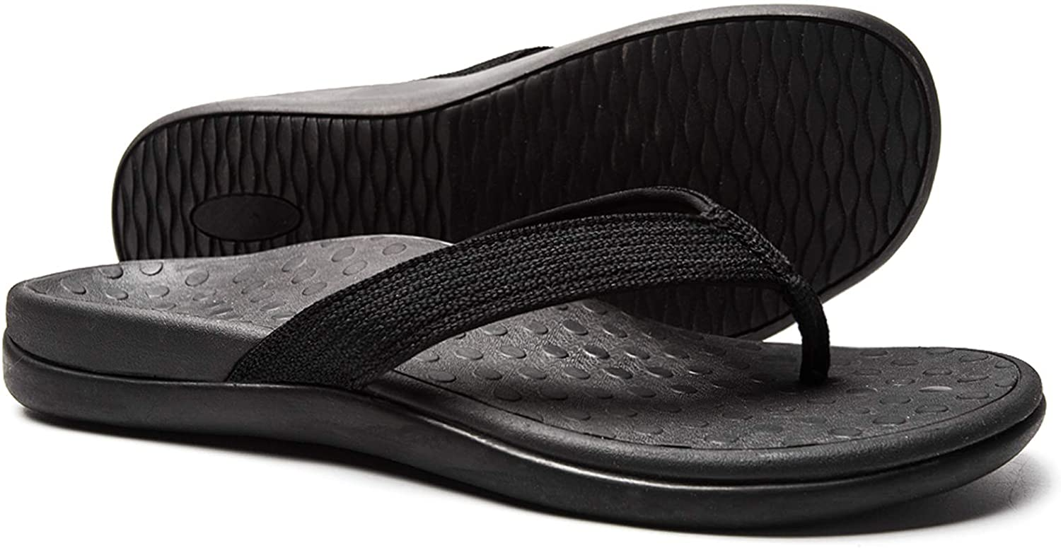 Plantar Fasciitis Foot with Sandal Arch