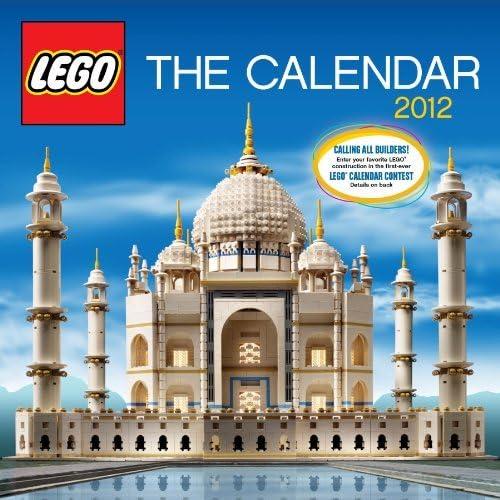 Lego  The Calendar 2012 by LEGO (2011-08-01)
