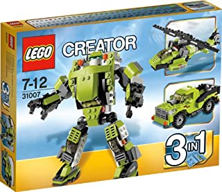 LEGO Creator 31007 - Power Roboter (B0094J2XNA) | Amazon price tracker / tracking, Amazon price history charts, Amazon price watches, Amazon price drop alerts