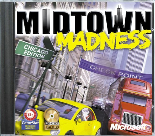 Midtown Madness [Software Pyramide]