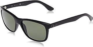 Ray-Ban Men's RB4181 Polarized Square Sunglasses