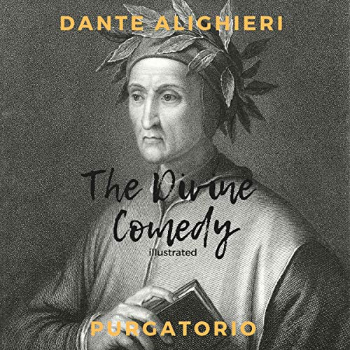 The Divine Comedy: Purgatorio cover art