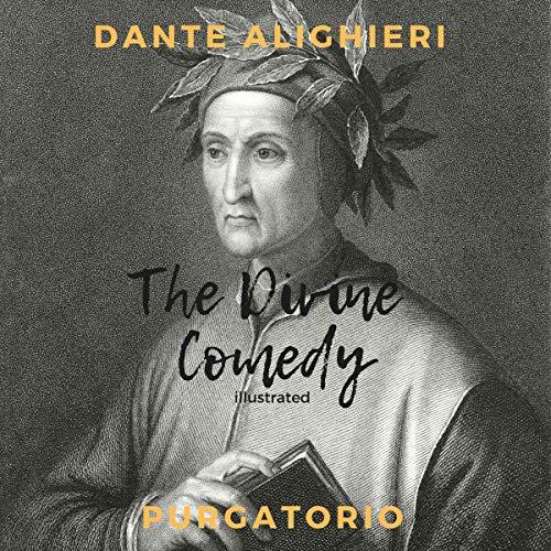 The Divine Comedy: Purgatorio audiobook cover art