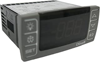 Dixell Digital Controller for Refrigeration Controller XR30CX-4N1F7-U, Aquastat/Temperature Gauge