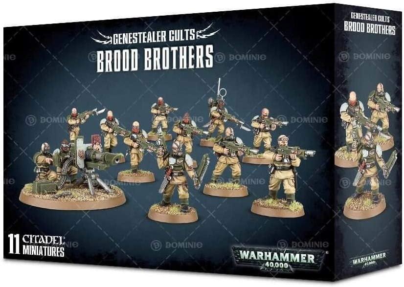Genestealer Cults Brood Brothers Games 40K Warhammer Workshop online shop Max 63% OFF