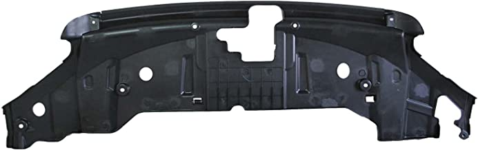 CPP Replacement Radiator Support Cover FO1224113 for 2013-2014 Ford Mustang
