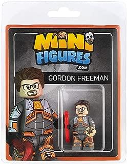 Custom Design Minifigure - Gordon Freeman