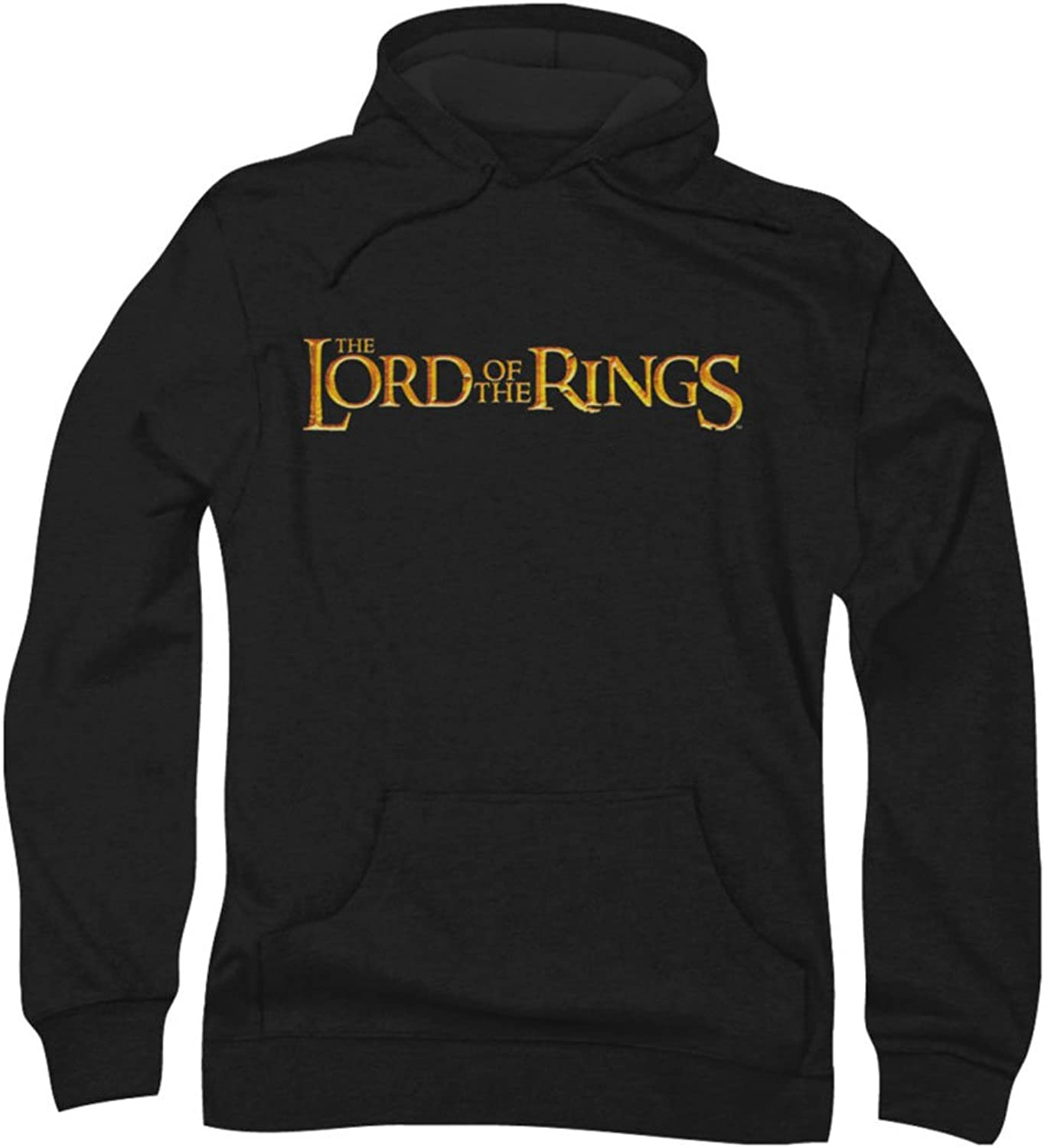 Lord of the RingsMens Lotr Logo Hoodie
