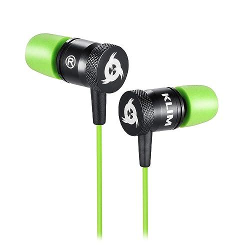 KLIM Auriculares Fusion Audio - De Larga duración + 5 años de garantía - Innovadores: