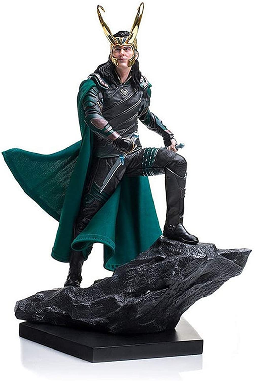 GYH Anime Marvel Avengers Loki im Film Thor Super Hero 25cm Action Figure Spielzeug ( )''