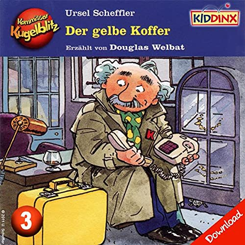Der gelbe Koffer cover art