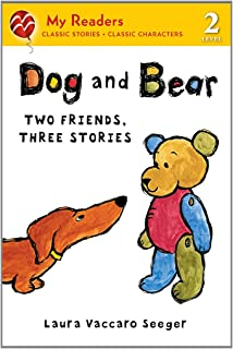 Dog and Bear: Two Friends, Three Stories (My Readers - Level 2 (Quality))