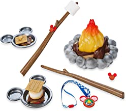 Disney Mickey Mouse-Ka-Campfire S'Mores Set