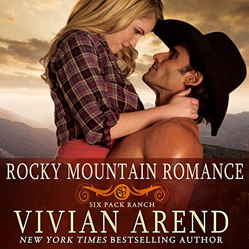 Rocky Mountain Romance audiobook cover art